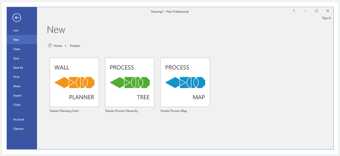 Triaster software visio 6.png