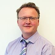 Vince Desmond, Acting Chief Executive at The Chartered Quality Institute