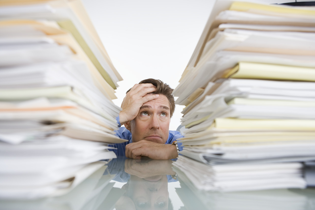 How to move away from a paper-based Business Management System