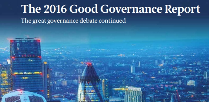 Good Governance: the Quality Debate Continues